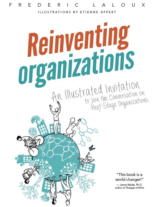 Reinventing organisations